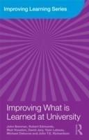 Improving What is Learned at University - Brennan, John Richardson, John T. E. Osborne, Michael Lebeau, Yann Jary, David Houston, Muir Edmunds, Robert