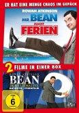 Bean - Der ultimative Katastrophenfilm / Mr. Bean macht Ferien (2 Discs)