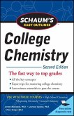 Schaum's Easy Outlines of College Chemistry, Second Edition
