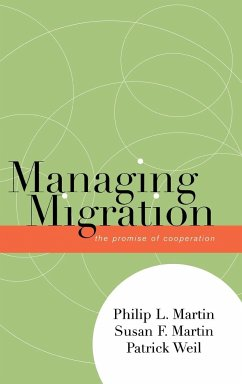 Managing Migration - Martin, Philip L. Martin, Susan Weil, Patrick