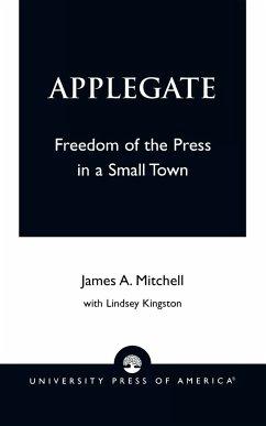 Applegate - Mitchell, James A. Kingston, Lindsey
