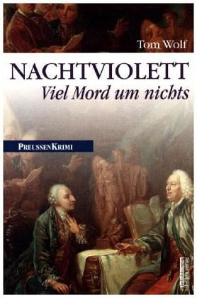 Buch-Reihe Preußen Krimi von Tom Wolf