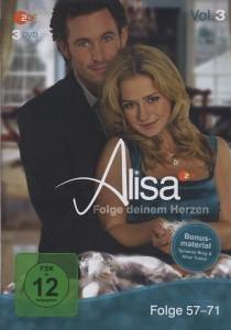 Alisa - Folge deinem Herzen, Vol. 03 (3 Discs)