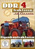 DDR Traktoren im Einsatz, Teil 4 - Eigenbautraktoren