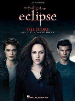 The Twilight Saga: Eclipse, The Score, Easy Piano Solo