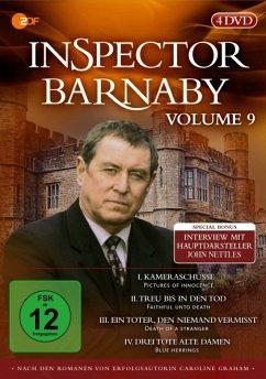 Inspector Barnaby, Vol. 09 (4 DVDs)