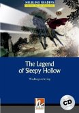 The Legend of Sleepy Hollow, w. Audio-CD