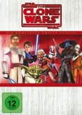 Star Wars: The Clone Wars - Die komplette zweite Staffel (4 Discs)