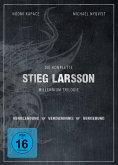 Die komplette Stieg Larsson Millennium Trilogie