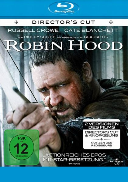 Robin Hood (Director's Cut) - Russell Crowe,Marc Strong,Cate Blanchett