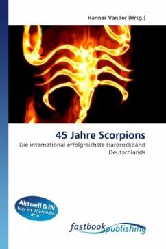 45 Jahre Scorpions