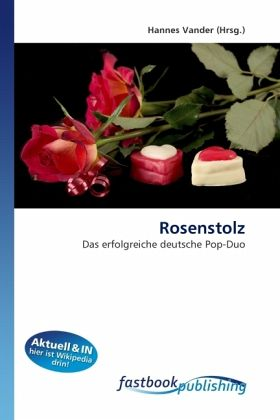 Rosenstolz - Vander, Hannes