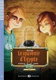 Le souvenir d'Égypte. Buch mit Audio-CD