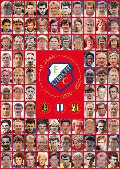40 jaar FC Utrecht / druk 1