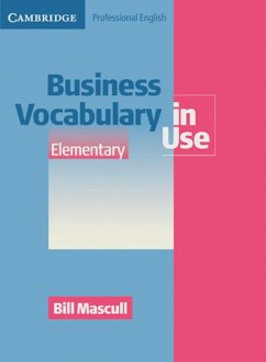 Business Vocabulary in Use - Elementary to Pre-intermediate - Mascull, Bill
