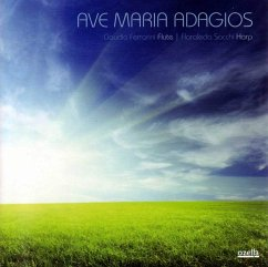 Ave Maria Adagios - Ferrarini,Claudio/Sacchi,Floraleda