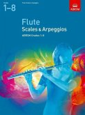 Flute Scales & Arpeggios, ABRSM Grades 1-8