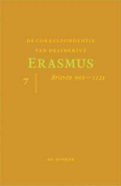 De correspondentie van Desiderius Erasmus 7 - Eramus, Desiderius