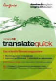 translate quick Englisch Version 12, 1 CD-ROM