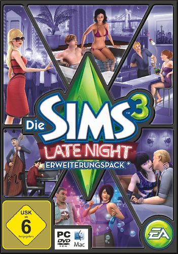 Die Sims 3: Late Night