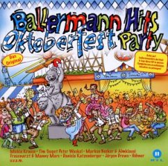 Ballermann Hits - Oktoberfest-Party - Diverse