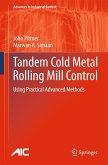Tandem Cold Metal Rolling Mill Control