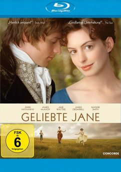 Geliebte Jane - Hathaway,Anne/Mcavoy,James