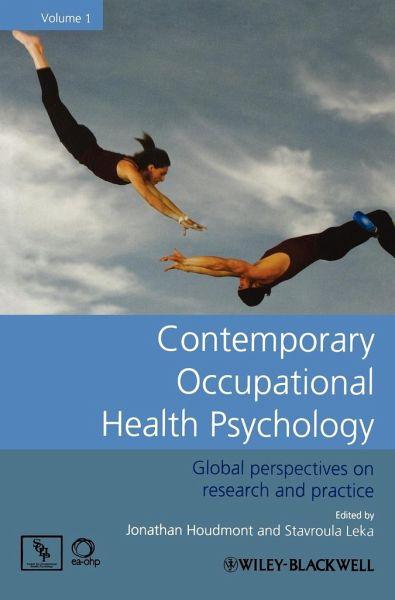 Contemporary Occupational Health V 1 von Houdmont ...