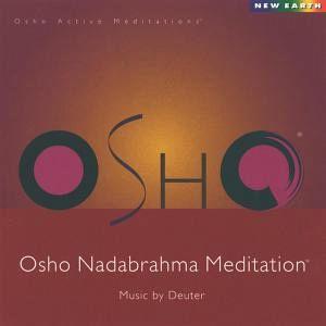 Osho Nadabrahma Meditation Von Deuter Auf Audio CD
