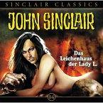 Das Leichenhaus der Lady L. / John Sinclair Classics Bd.4 (MP3-Download)