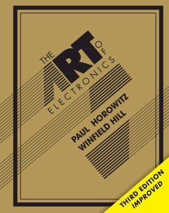 The Art of Electronics - Horowitz, Paul; Hill, Winfield