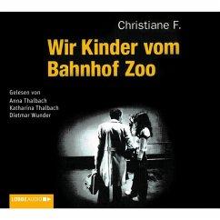 Wir Kinder vom Bahnhof Zoo (MP3-Download) - Rieck, Horst; Hermann, Kai; F., Christiane