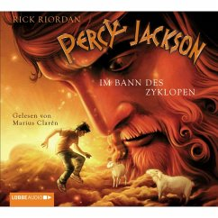 Im Bann des Zyklopen / Percy Jackson Bd.2 (MP3-Download) - Riordan, Rick