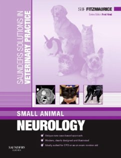 Saunders Solutions in Veterinary Practice: Small Animal Neur - Fitzmaurice, Sue
