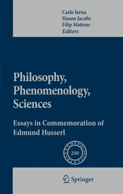 Philosophy, Phenomenology, Sciences