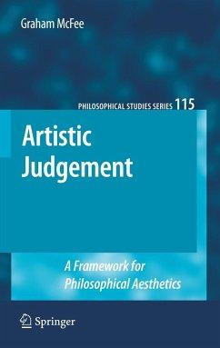 Artistic Judgement - McFee, Graham