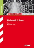 Schulaufgaben Realschule Bayern - Mathematik 6. Klasse