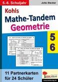 Kohls Mathe-Tandem / Geoemtrie 5.-6. Schuljahr