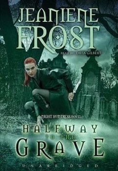 Halfway to the Grave - Frost, Jeaniene
