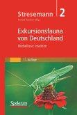 Stresemann - Exkursionsfauna von Deutschland 2: Wirbellose: Insekten
