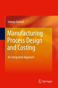Manufacturing Process Design and Costing - Grewal, Simmy