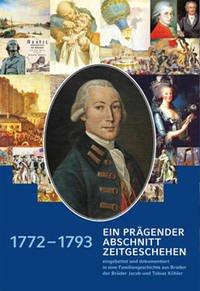1772 - 1793 ein prägender Abschnitt Zeitgeschehen