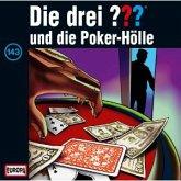 Die drei Fragezeichen und die Poker Hölle / Die drei Fragezeichen - Hörbuch Bd.143 (1 Audio-CD)
