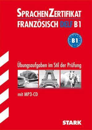 delf b1 m mp3 cd sprachenzertifikat franz sisch schulb cher portofrei bei b. Black Bedroom Furniture Sets. Home Design Ideas