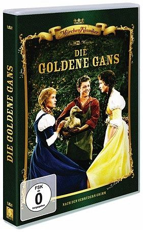 die goldene gans film auf dvd. Black Bedroom Furniture Sets. Home Design Ideas