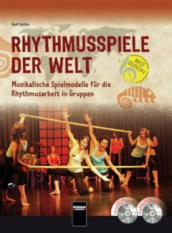 Rhythmusspiele der Welt, m. Audio-CD u. DVD