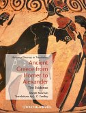 Ancient Greece from Homer to A