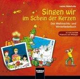 35 instrumentale Playbacks zum Mitsingen, 1 Audio-CD / Singen wir im Schein der Kerzen