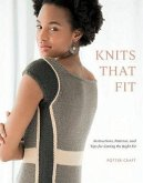 Knits That Fit: Instructions, Patterns, and Tips for Getting the Right Fit