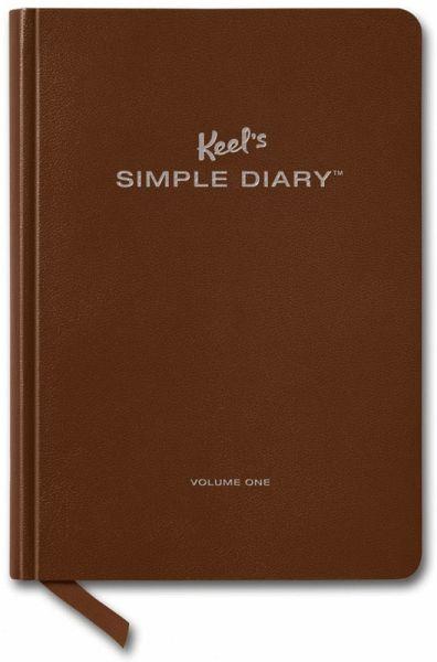Keel's Simple Diary, Braun, englische Ausgabe